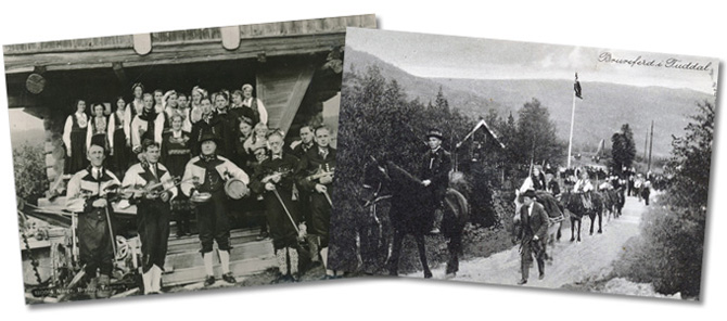 Festkultur og drikkeskikkar i Telemark