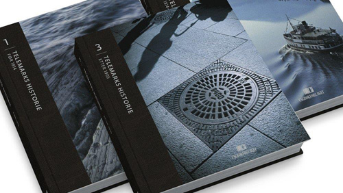 Telemarks historie i 3 bind